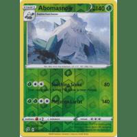 Abomasnow - 013/192 (Reverse Foil) Thumb Nail