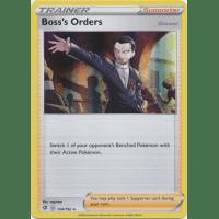 Boss's Orders (Holo) - 154/192 Thumb Nail