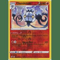 Chandelure - 033/192 (Reverse Foil) Thumb Nail