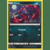 Zorua - 52/73 Thumb Nail