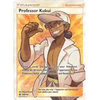 Professor Kukui (Full Art) - 148/149 Thumb Nail
