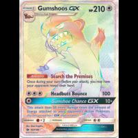 Gumshoos-GX (Hyper Rare) - 157/149 Thumb Nail