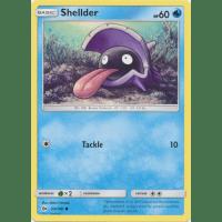 Shellder - 33/149 Thumb Nail