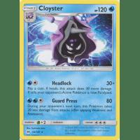 Cloyster - 34/149 Thumb Nail