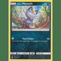 Alolan Meowth - 78/149 Thumb Nail