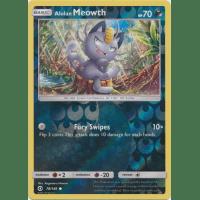 Alolan Meowth - 78/149 (Reverse Foil) Thumb Nail