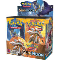 Pokemon - Sun & Moon Booster Box Thumb Nail