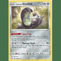 Galarian Stunfisk - 132/202 Thumb Nail