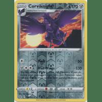 Corviknight - 135/202 (Reverse Foil) Thumb Nail