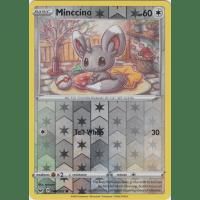 Minccino - 146/202 (Reverse Foil) Thumb Nail