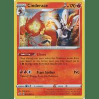 Cinderace - 034/202 Thumb Nail