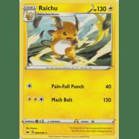 Raichu - 066/202 Thumb Nail