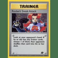 Rocket's Sneak Attack - 72/82 Thumb Nail
