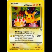 _____'s Pikachu - 24 (Birthday Pikachu) Thumb Nail
