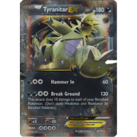 Tyranitar-EX - 42/98 Thumb Nail