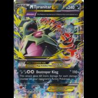 M Tyranitar-EX - 43/98 Thumb Nail