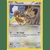 Meowth - 61/98 Thumb Nail