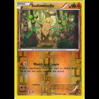 Sudowoodo - 67/122 (Reverse Foil) Thumb Nail