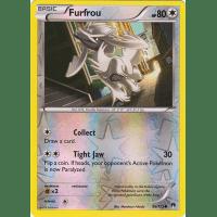 Furfrou - 95/122 (Reverse Foil) Thumb Nail
