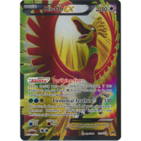 Ho-Oh-EX (Full Art) - 121/122 Thumb Nail