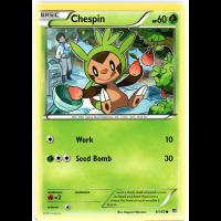 Chespin - 8/162 Thumb Nail