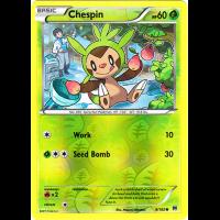 Chespin - 8/162 (Reverse Foil) Thumb Nail