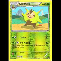 Quilladin - 10/162 (Reverse Foil) Thumb Nail