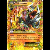M Houndoom-EX - 22/162 Thumb Nail