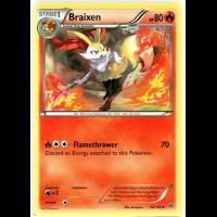 Braixen - 26/162 Thumb Nail