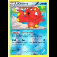 Octillery - 33/162 (Reverse Foil) Thumb Nail