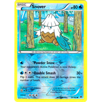 Snover - 39/162 (Reverse Foil) Thumb Nail
