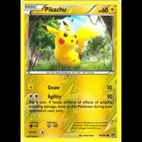 Pikachu - 48/162 (Reverse Foil) Thumb Nail
