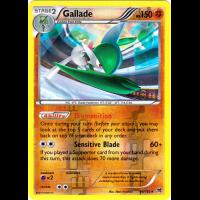 Gallade - 84/162 (Reverse Foil) Thumb Nail