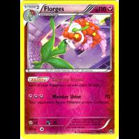 Florges - 103/162 (Reverse Foil) Thumb Nail