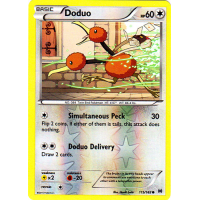 Doduo - 115/162 (Reverse Foil) Thumb Nail