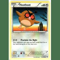 Hoothoot - 119/162 Thumb Nail