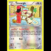 Smeargle - 123/162 (Reverse Foil) Thumb Nail