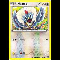 Rufflet - 129/162 (Reverse Foil) Thumb Nail
