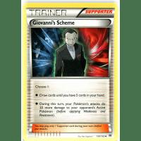 Giovanni's Scheme - 138/162 Thumb Nail