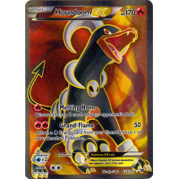 Houndoom-EX - 153/162 (Full Art) Thumb Nail
