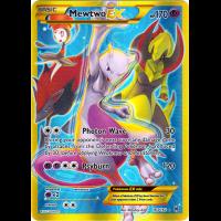 Mewtwo-EX (Secret Rare) - 163/162 Thumb Nail