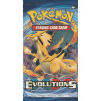 Pokemon - XY Evolutions Booster Pack Thumb Nail