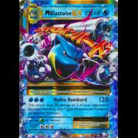 M Blastoise-EX - 22/108  Thumb Nail