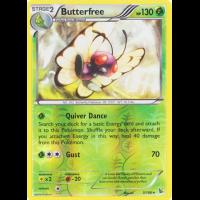 Butterfree - 3/106 (Reverse Foil) Thumb Nail