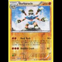 Barbaracle - 49/106 (Reverse Foil) Thumb Nail