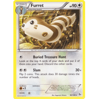 Furret - 82/106 Thumb Nail