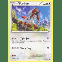 Furfrou - 87/106 Thumb Nail