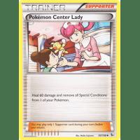 Pokemon Center Lady - 93/106 Thumb Nail