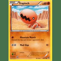 Trapinch - 53/111 Thumb Nail