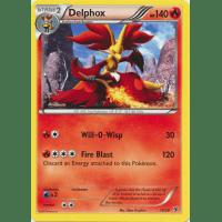 Delphox - 10/39 - NON-HOLO Thumb Nail